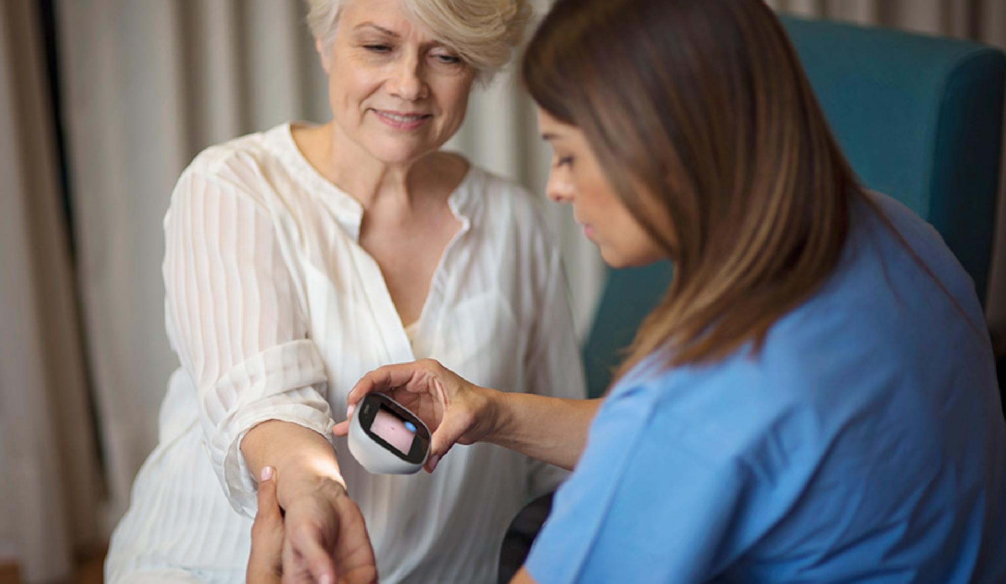 Como llevar una consulta de dermatología con la telemedicina