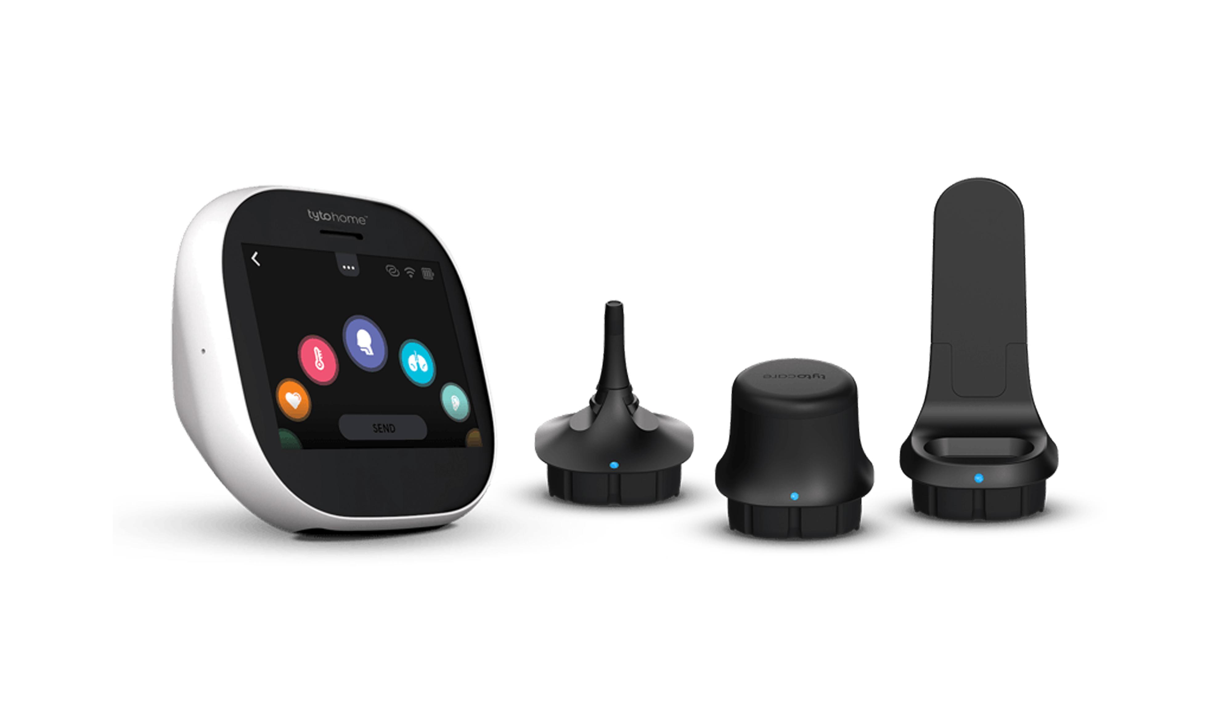 Dispositivos en los planes de telemedicina de TytoCare