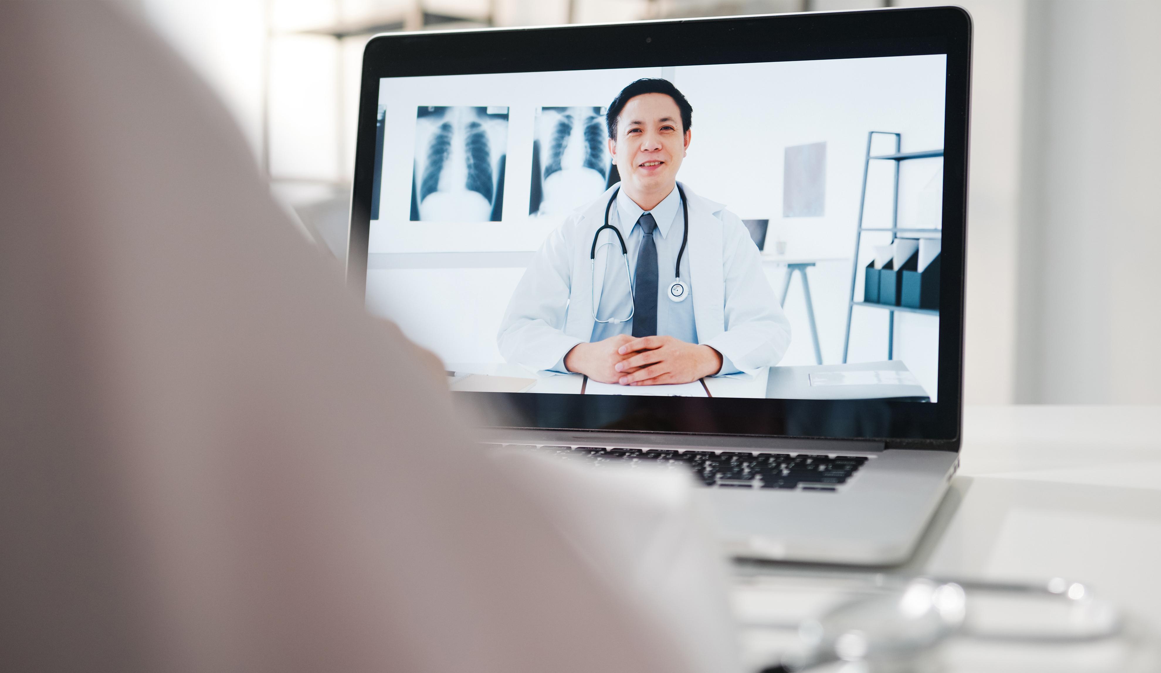 Elige los médicos de tu preferencia con el servicio de telemedicina