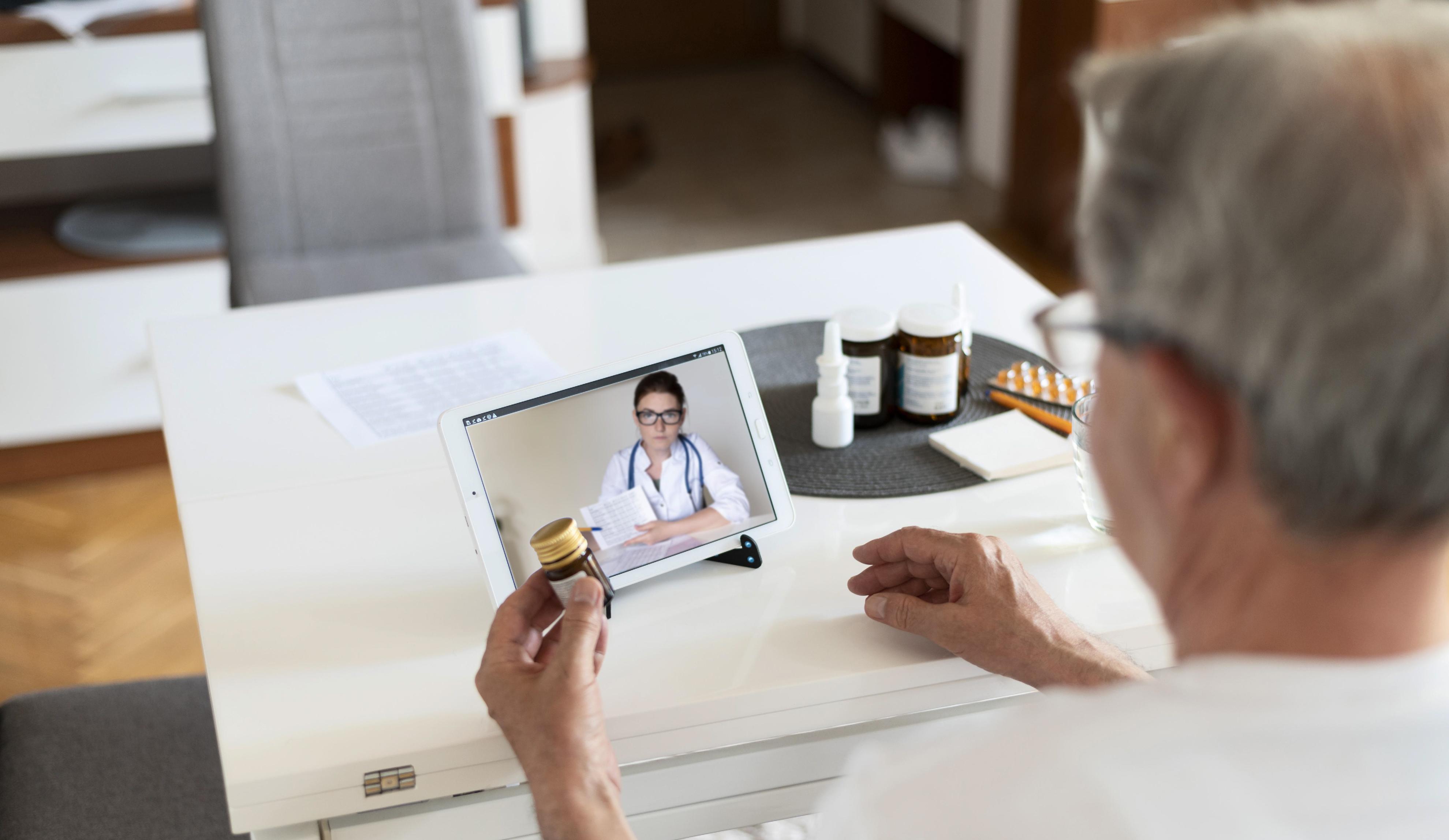 La telemedicina implica a los pacientes a utilizarla