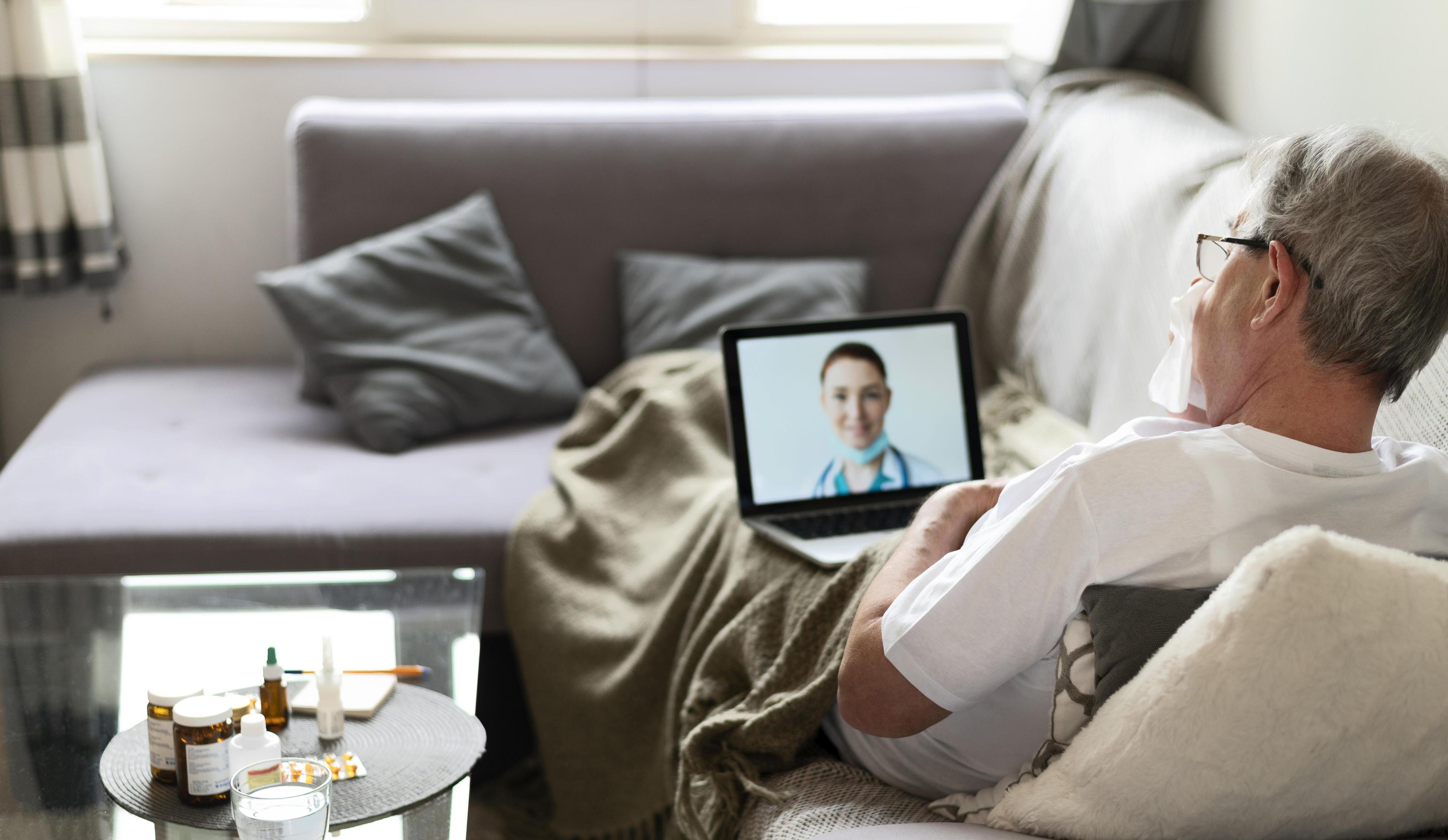 Recibe atenciones médicas cuando más lo necesites con la telemedicina