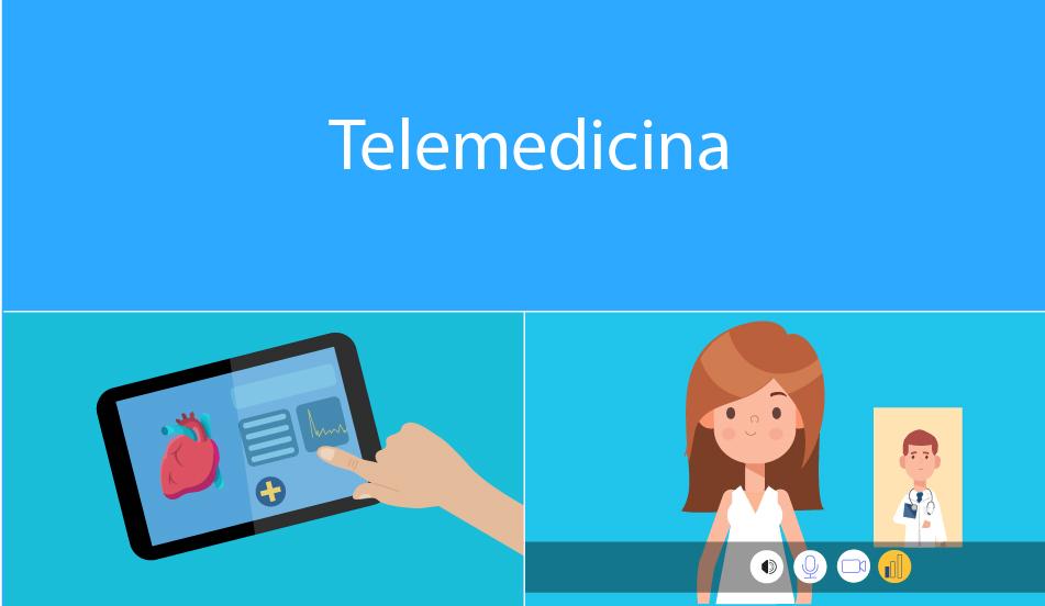 diferencia entre telemedicina
