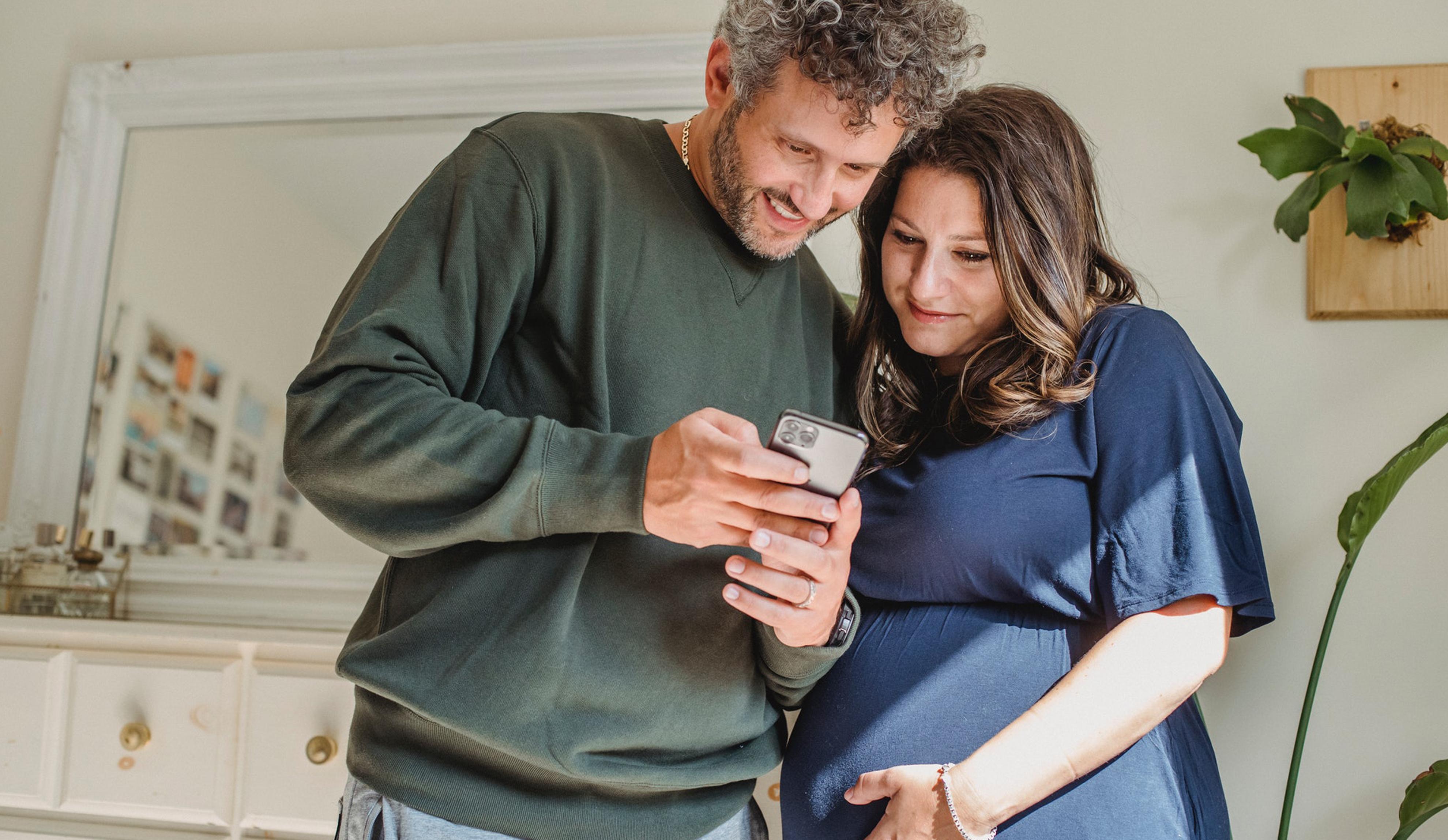 Asesoría de telemedicina para madres gestantes