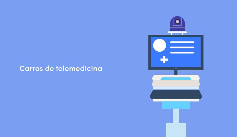 carros de telemedicina