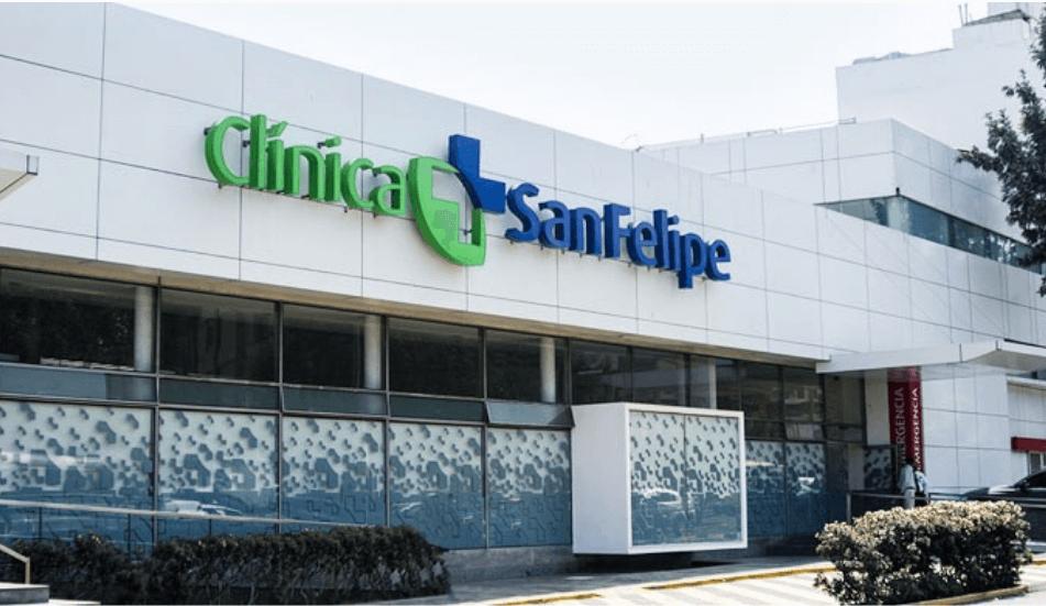 clinica san felipe lima 10 mejores clinicas