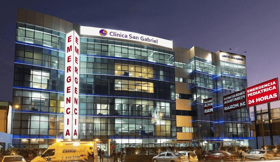 clinica san gabriel top 10 mejores clinicas de lima