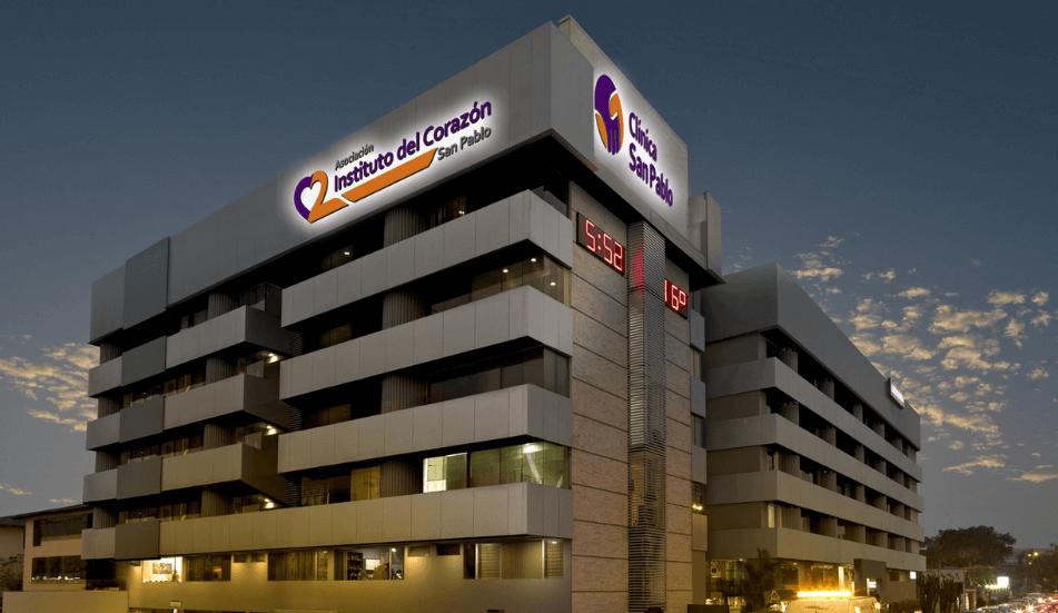 clinica san pablo 10 mejores clinicas limeñas