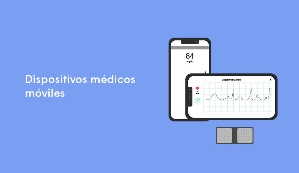 dispositivos medicos moviles para telemedicina