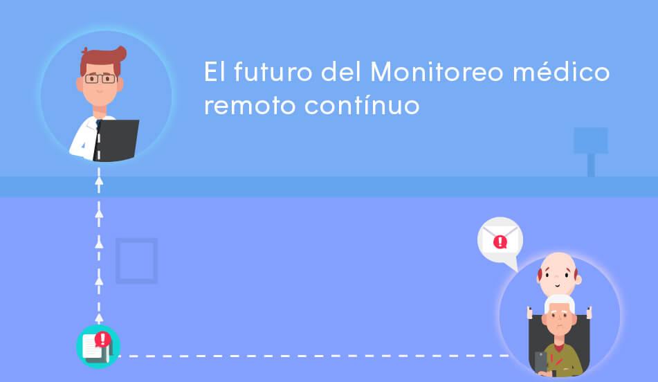 futuro del monitoreo medico remoto continuo