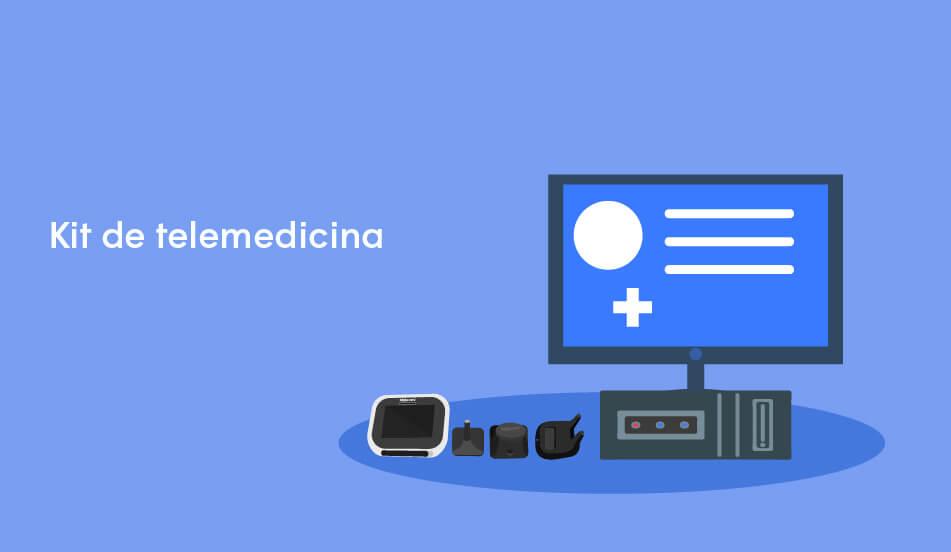 kit para telemedicina