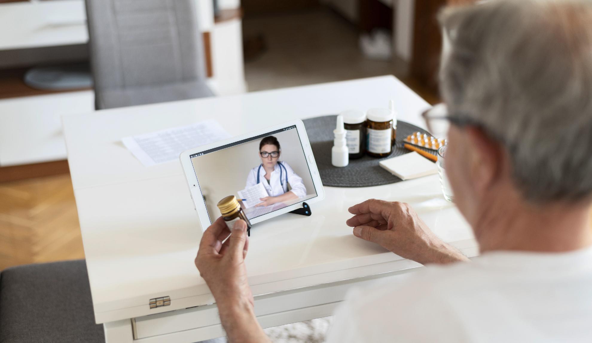 La telemedicina permite ahorrar tiempo y dinero
