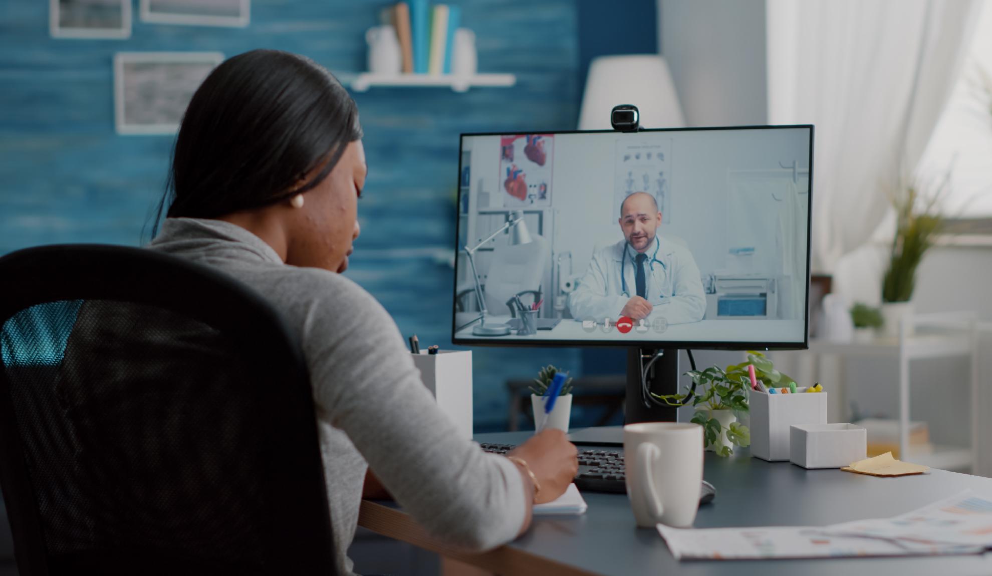 La telemedicina extiende las especialidades médicas