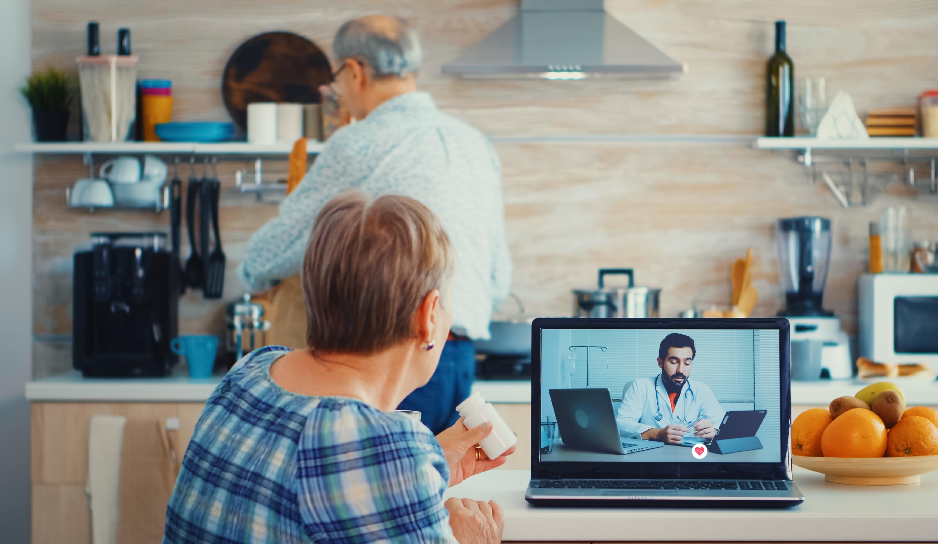 Limitaciones de realizar una consulta médica a distancia por videollamadas