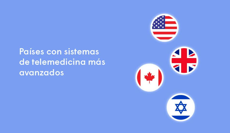 paises con dispositivos de telemedicina avanzada